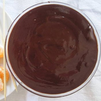 Chocolate Fondue Recipe