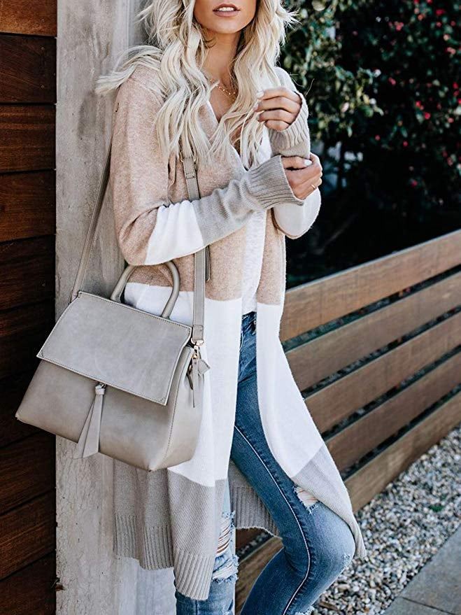 The Perfect Neutral Cardigan Sweater