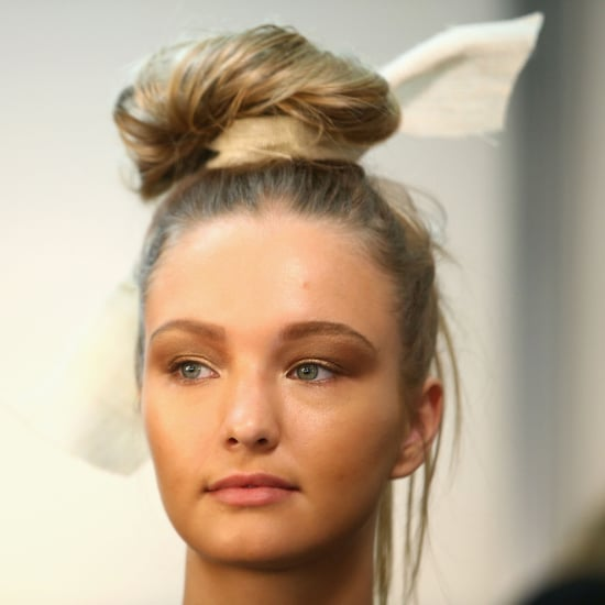 Talulah Hair and Makeup 2014 Australian Fashion Week