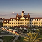 Stay in the Grand Floridian Villas