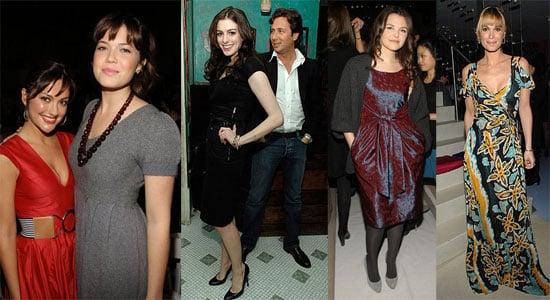 Anne Hathaway's Fashion Week Fears