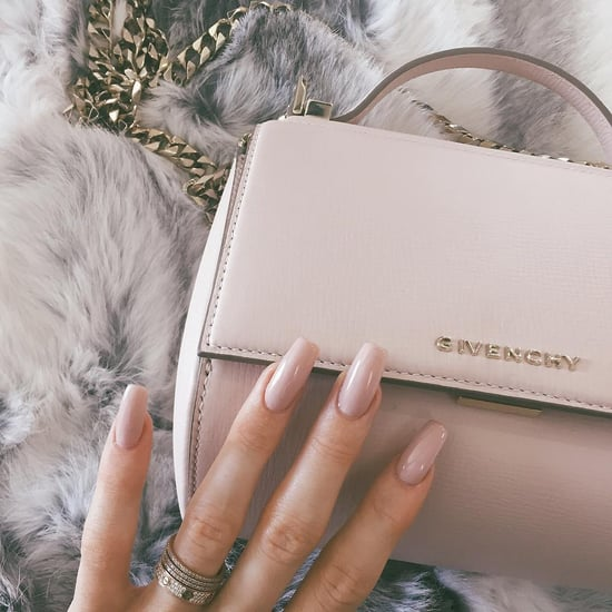 Kylie Jenner Pink Givenchy Bag