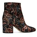 Sam Edelman Taye Jacquard Ankle Boots ($160)