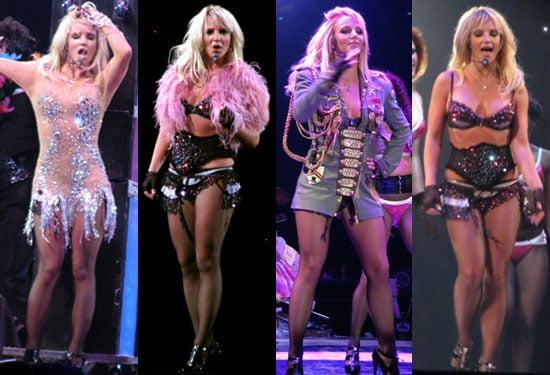 4/6/2009 Britney Spears at O2 London