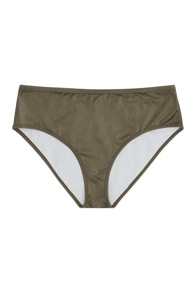 1176556b10941 Hunter McGrady Plus Size/Curve High Shine Midi Bikini Brief | Hunter ...