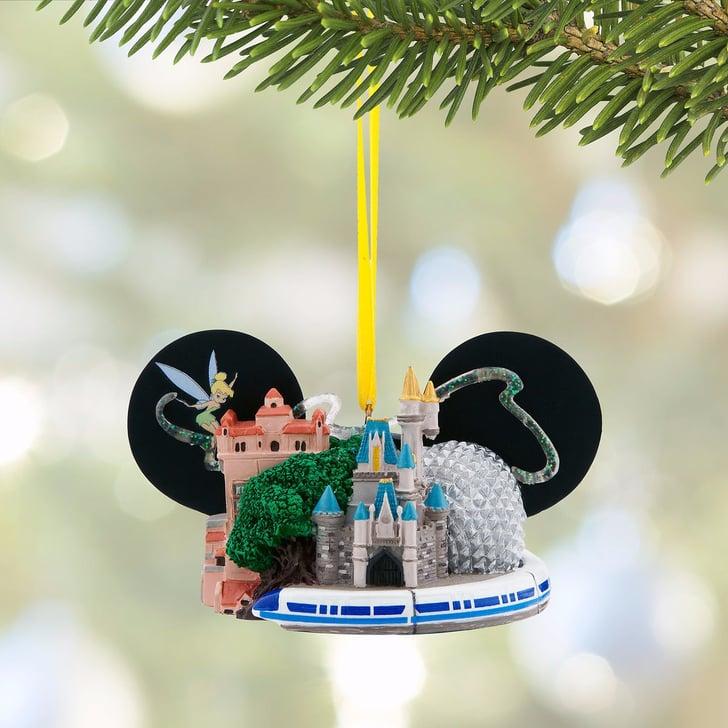Disney Ornaments 2017 Popsugar Home