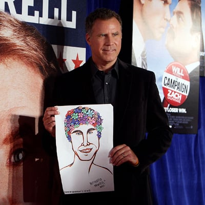 Will Ferrell Talks About Kristen Stewart Situation at Sydney Premiere of The Campaign