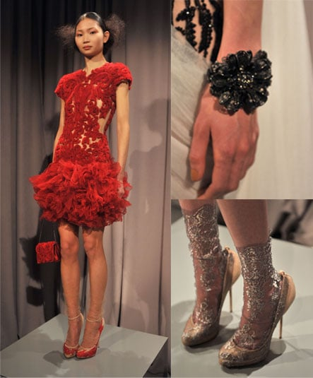 Fall 2011 New York Fashion Week: Marchesa