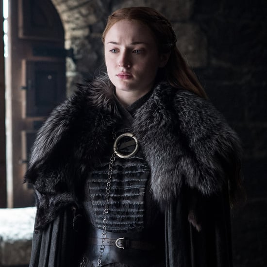Sophie Turner Interview About Game of Thrones Season 8