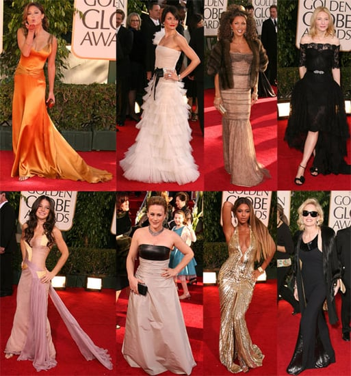 Who was the Worst Dressed at the Golden Globes?