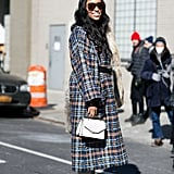 Tweed Outerwear