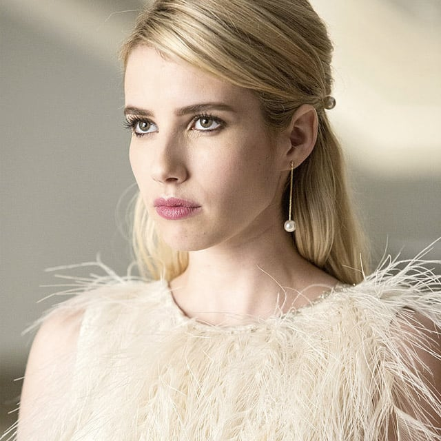 Emma Roberts S Style On Scream Queens Popsugar Fashion