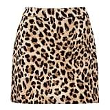 Animal Jacquard Mini Skirt ($79.95)
