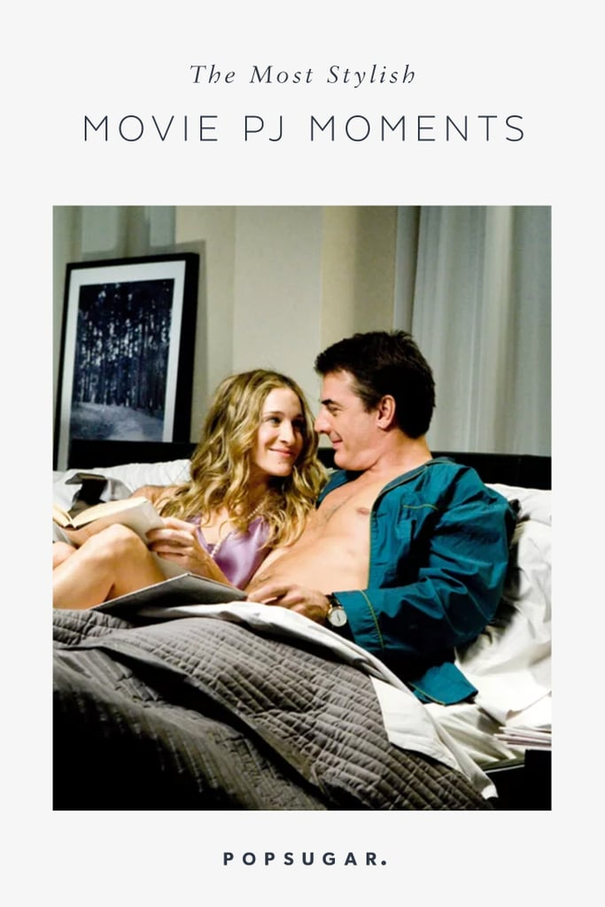 The Best, Most Stylish Pajama Moments in Movies