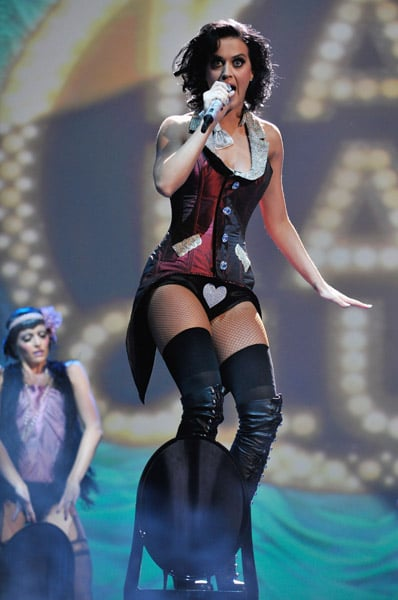 Extensive Photo Gallery of Celebrities at 2009 MTV EMAs ...