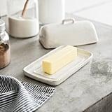 Magnolia Established Ceramic Butter Dish