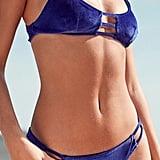 Out From Under Winnie Velvet Strappy Bikini