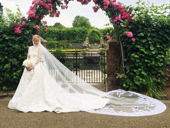 Nicky Hilton Looks Like A Princess In Personal Wedding Photos