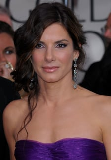 Sandra Bullock is the 2010 Golden Globe Winner for Best Dramatic Actress
