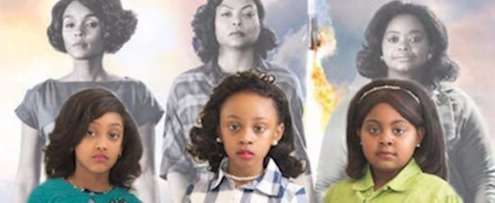 These Little Girls Dressed as the Trailblazing Ladies of Hidden Figures