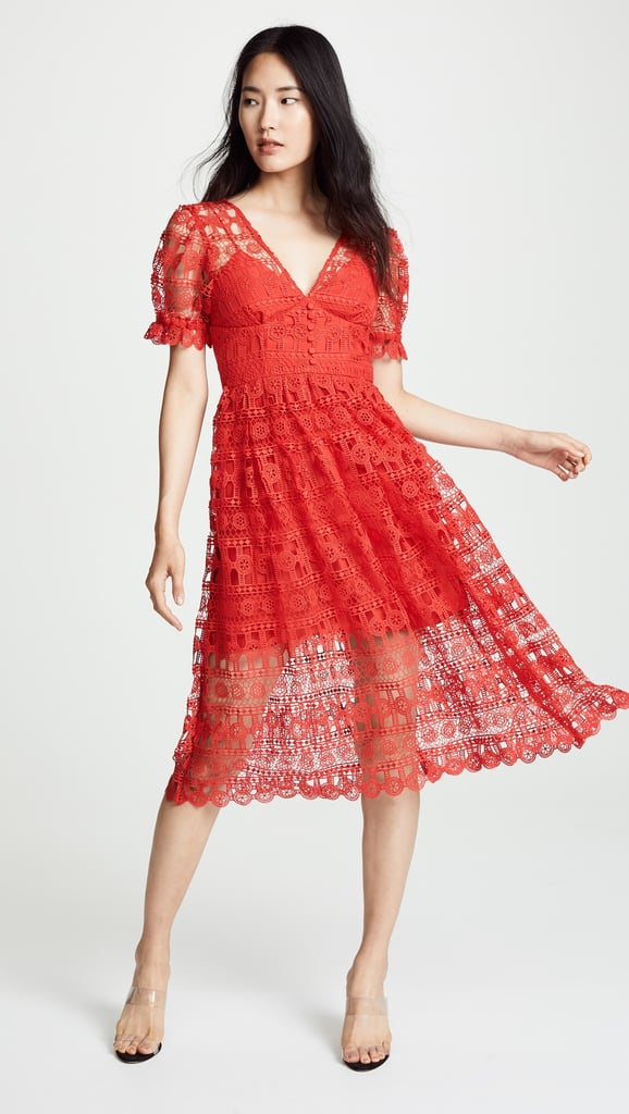 Wedding Guest Dresses From Self-Portrait