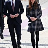 Kate and Wills in Glasgow