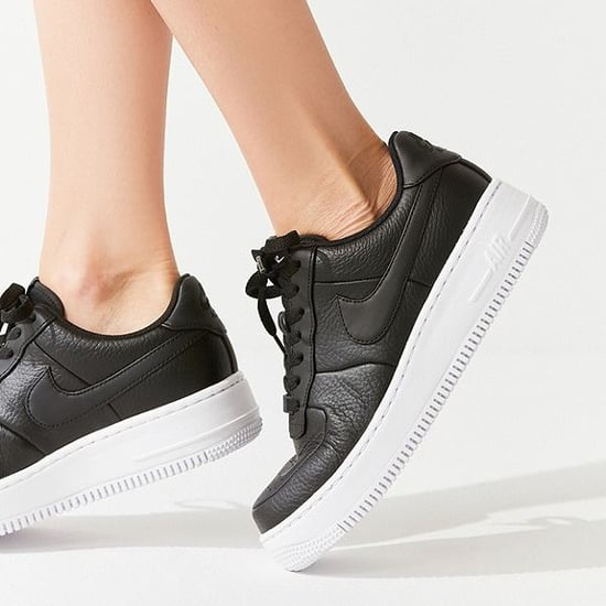 Cute Black Sneakers 2018