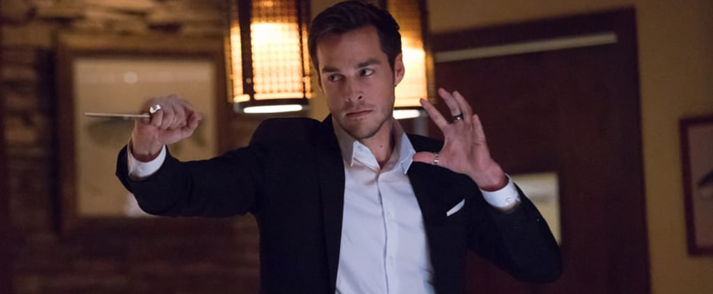 Chris Wood Is Reprising His Role as Kai on Legacies Season 2