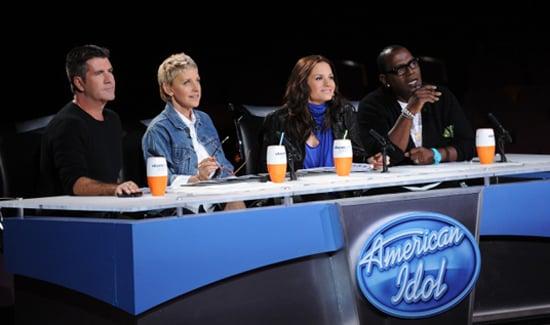 Ellen DeGeneres Joins the American Idol Judges Panel for Hollywood Week