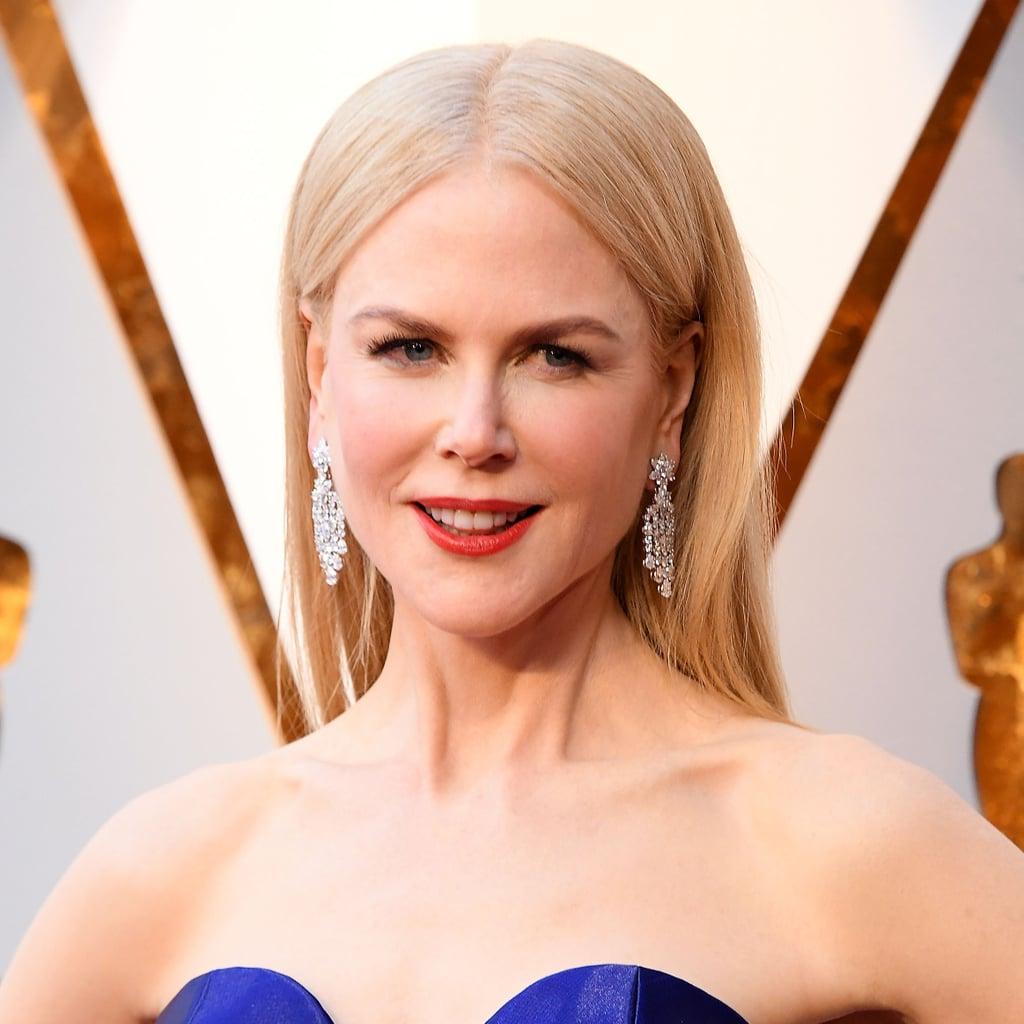 Nicole Kidman's Hair Products at the Oscars 2018