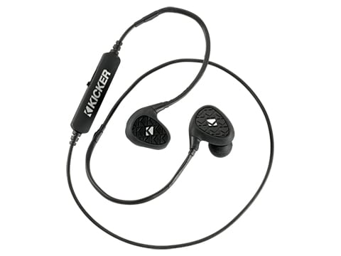 Kicker Waterproof Bluetooth Headphones