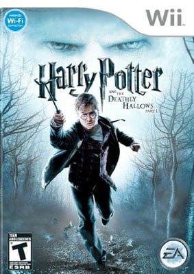 Harry Potter and the Deathly Hallows Part 1 For Wii ($50)