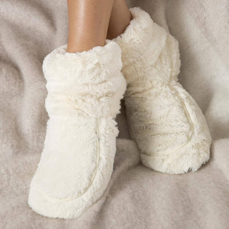 Cozy Microwavable Boots