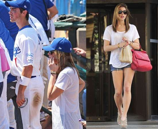 Pictures of Ashley Greene and Jonas Brothers