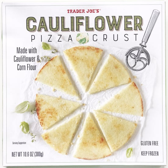 Trader Joe's Cauliflower Pizza Crust Review