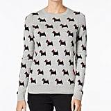 Charter Club Petite Scottie Dog Sweater ($60)
