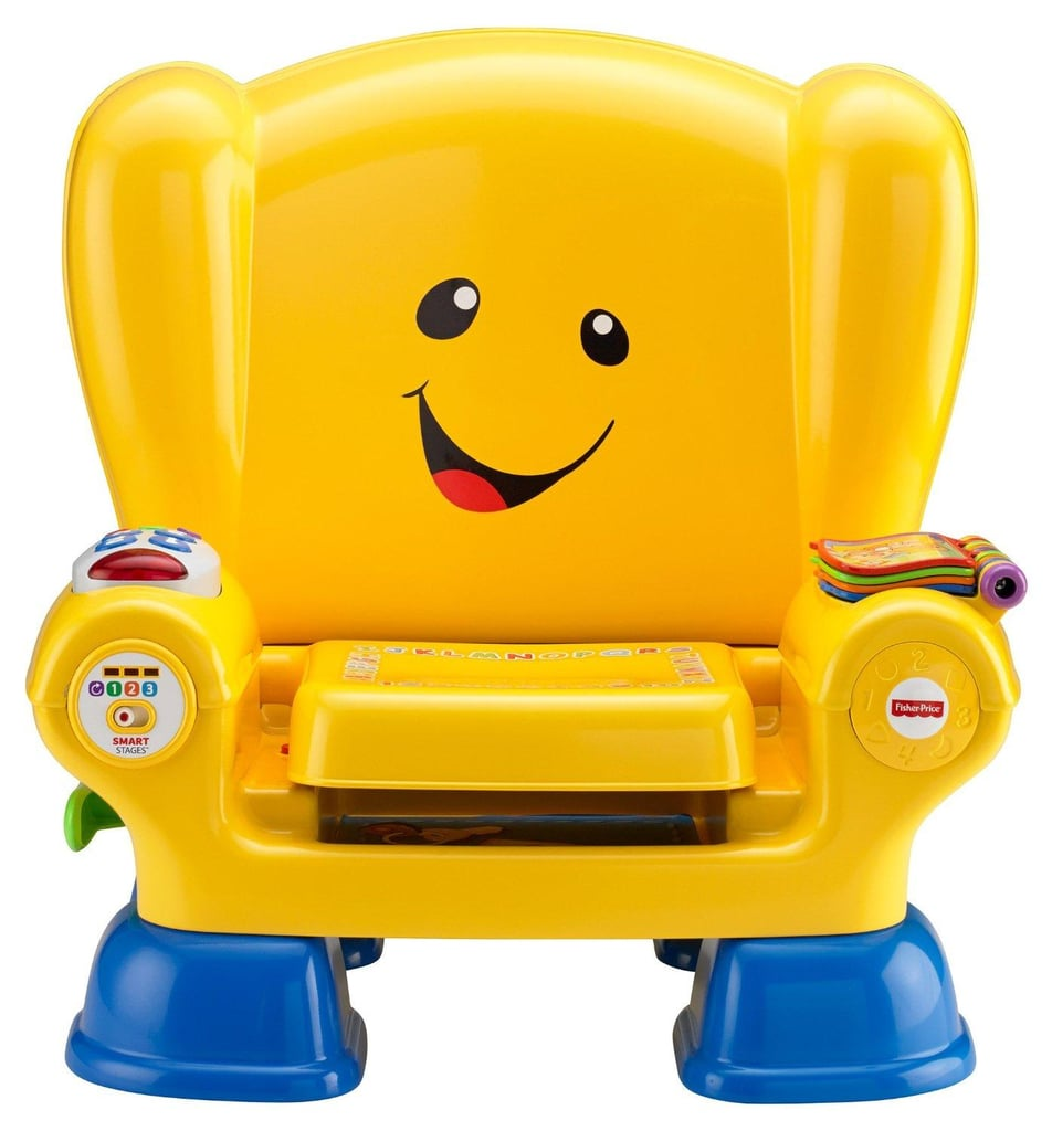 For 1-Year-Olds: Fisher-Price Laugh & Learn Smart Stages Chair