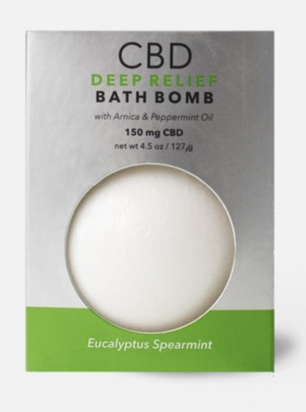 Deep Relief Bath Bomb