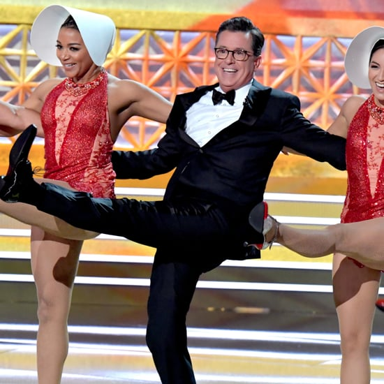 Stephen Colbert's Best Jokes at the 2017 Emmys