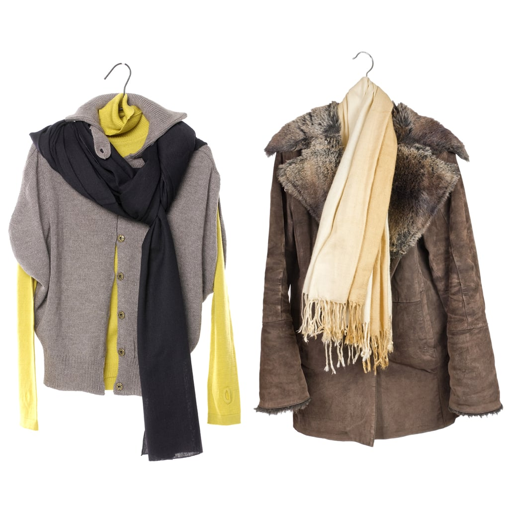 Organize Your Clothes 10 Creative And Effective Ways To Store And Hang Your Clothes: How To Store Your Scarves