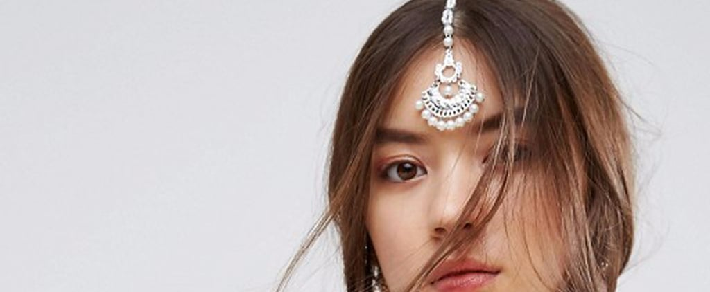 "Asos Is Accused of Cultural Appropriation For This ""Chandelier Hair Clip"""