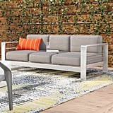 Brayden Studio Royalston Patio Sofa With Cushions
