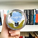 Craigh na Dun candle ($8) with notes of moss, lichen, vetiver, grass, and ocean breeze.