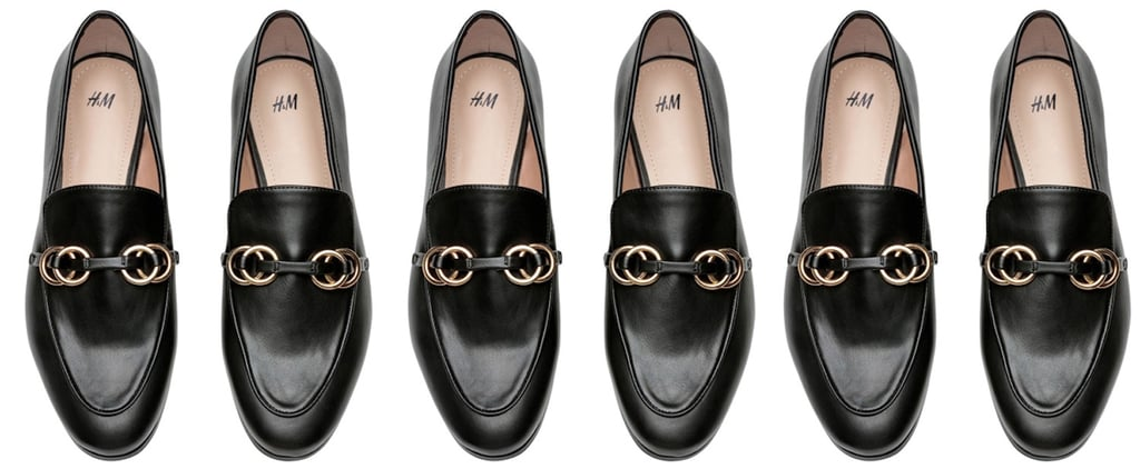 I'm Not OK — H&M Just Restocked My Favorite Designer-Looking Loafers For $30
