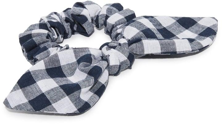 Namrata Joshipura Gingham Hair Tie Bow