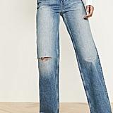 TRAVE Joan Full Wide Leg Jeans