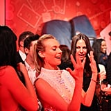 Diane Kruger partying for Chanel in Las Vegas.  David X. Prutting/BFAnyc.com
