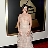Kasey Musgraves at the 2014 Grammy Awards