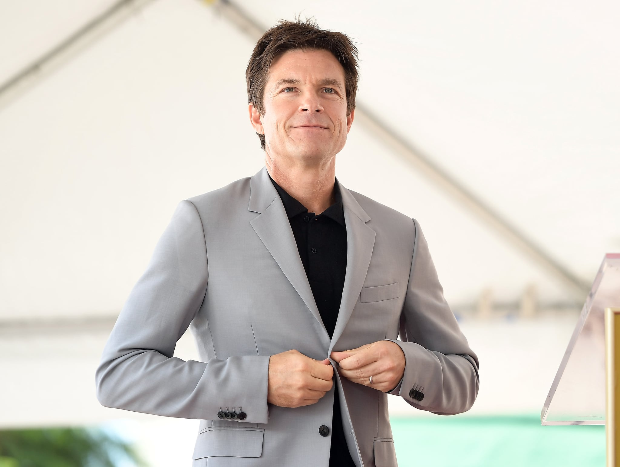 HOLLYWOOD, CA - JULY 26:  Jason Bateman attends The Hollywood Walk of Fame Star Ceremony honoring Jason Bateman on July 26, 2017 in Hollywood, California.  (Photo by Matt Winkelmeyer/Getty Images)