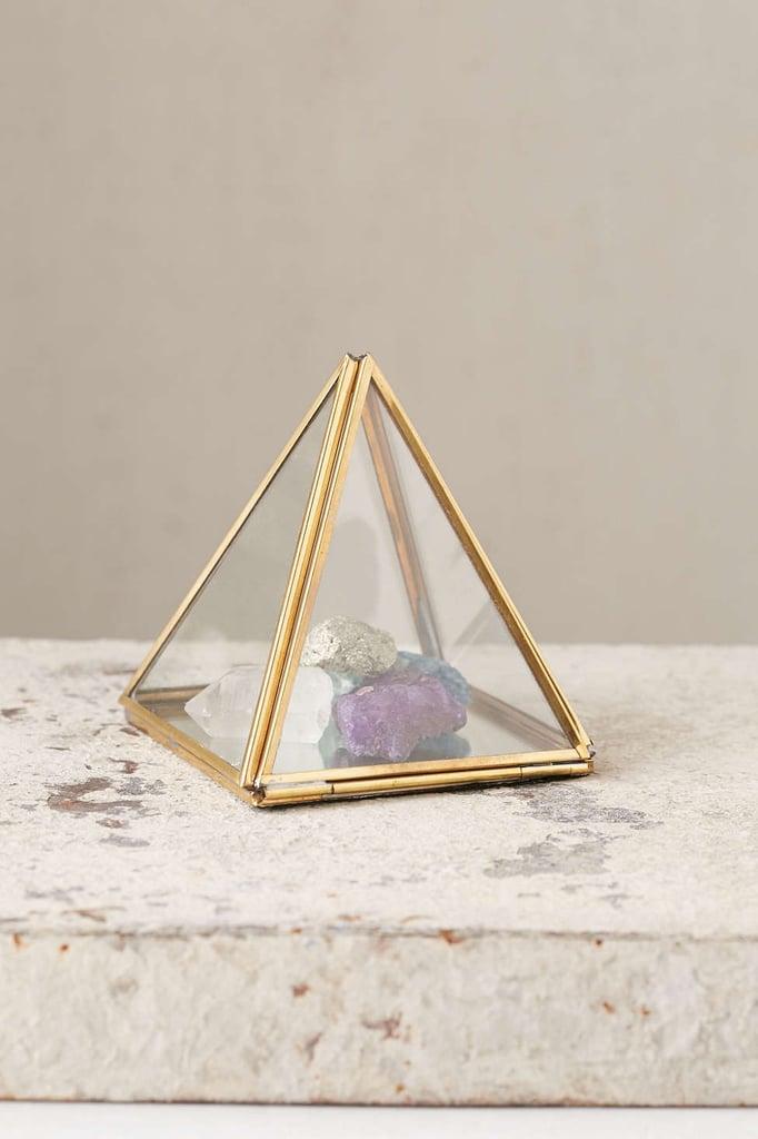 Magical Thinking Pyramid Mirror Box ($18)